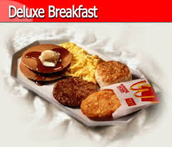 mcdonald s deluxe breakfast. Interesting Breakfast Deluxe Breakfast McDonalds  By La_diabetes  And Mcdonald S Deluxe Breakfast