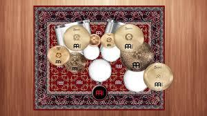 meinl drum rug roselawnlutheran meinlu0027s oriental drum rug wolfram kellner