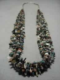 image is loading important navajo turquoise native american sterling silver necklace
