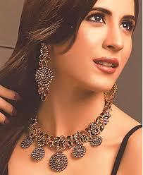 Amazing ideas indian bridal jewellery designs Pinterest J1022 Style J1022 Indian Pakistani Gold Plated Jewelry High Fashion Cosutme Gold Plated Jewelry With Bargellocom Jewellery Indian Bridal Jewellery Sets Pakistani Wedding Jewelry
