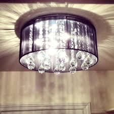 small chandeliers for closets diy crystal chandelier in a low