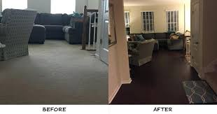 replacing carpet with tile how to replace flooring