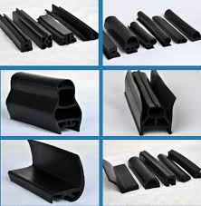 rubber car door seal. car window edge trim rubber seal door r