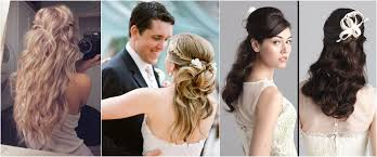 Coiffure Mariage Demi Queue Maquillage Mariage