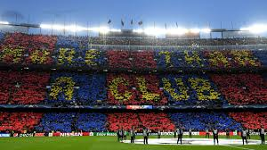 Futbol club barcelona, commonly referred to as barcelona and colloquially known as barça (ˈbaɾsə), is a spanish professional football club based in barcelona, that competes in la liga. Mes Que Un Club Barcelona Club Motto Meaning History In Catalan Independence Goal Com