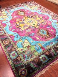 colorful persian rug bright colorful rugs with sari silk rugs an interview with rug news
