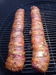 bacon wrapped deer tenderloin archives