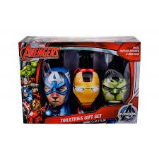 Marvel Avengers Dárková Kazeta Pro Děti Sprchový Gel Hulk 300 Ml