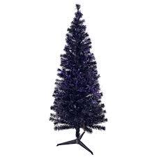 185 Cm Black Fibre Optic Christmas Tree  No 16  BIG WBlack Fiber Optic Christmas Tree
