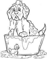 Geniaal Kleurplaat Van Hond En Kat Klupaatswebsite