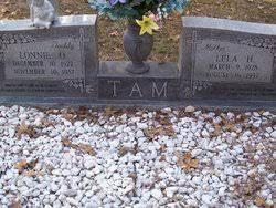 Lela Hickman Tam (1928-1997) - Find A Grave Memorial