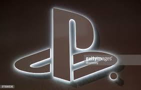 sony playstation logo. the sony playstation logo is displayed at 2010 game developers conference in san francisco california playstation