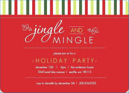 Office Holiday Party Invitation Wording Ideas Party Invitations