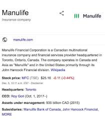 Shopping for life insurance in canada has never been easier! Manulife Life Insurance Reviews 2021 Quotes More