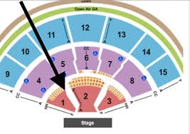 2 Tickets Ozzy Osbourne Stone Sour 9 6 18 Xfinity Center