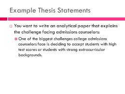 how to write a research paper ppt video online  example thesis statements