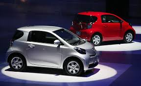 new car launches by toyotaToyota Launches New Cute Little Car Called the iQ  Car deals