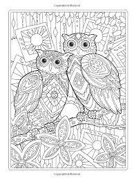 owl coloring book elegant owl coloring book