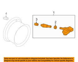 Details About Nissan Oem 16 18 Sentra Tire Pressure Monitor Tpms Sensor 407703an1d