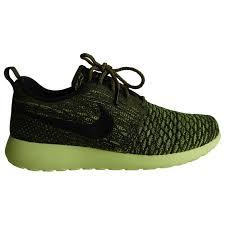 Nike Roshe Run Cool Designs Roshe Run Trainers Nike Green In Other 2506564