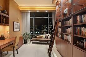 art for home office. art deco condo conversion contemporary-home-office for home office