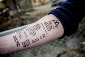 Tetování Archivy Bangercz
