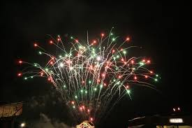 thornbury round table fireworks