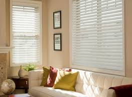 2 1 2 norman essentials faux wood blinds with smart privacy