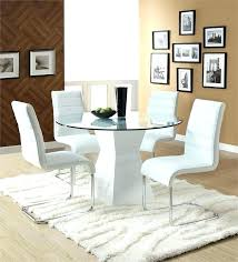 round breakfast table small round white dining table image of with modern round breakfast table small