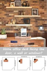 office desk placement. Home Office Design Should Start With The Correct Placement Of Your Desk - Click To Learn