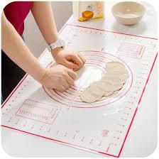 Amazoncom Silicone Baking Mat Sujing Silicone Soft Pastry Mat