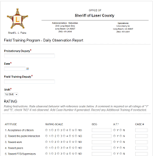 Employee Evaulation Form Employee Evaluation Forms Made Paperless