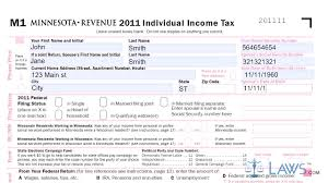 mn form m1 instructions form m1 individual income tax printable youtube