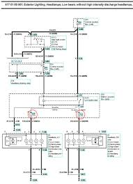 ford transit mk7 wiring diagram download with schematic images 2012 ford focus headlight wiring diagram at 2006 Ford Focus Headlight Wiring Diagram