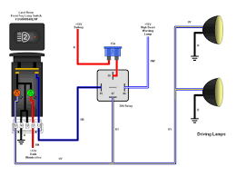 xenon light wiring diagram xenon wiring diagrams online