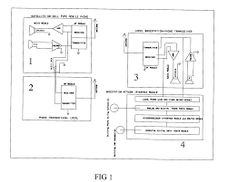 patent us mobile phone extension and data interface patent drawing