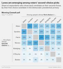 2020 Democratic Primary Voters Are Confounding The Pundits