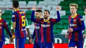 La liga kickoff time : Ebene Magazine How To Watch Sevilla Vs Barcelona Copa Del Rey 2020 21 Free Live Streaming Online Get Free Live Telecast Details Of Semi Final Leg 1 Football Match Latestly En Ebene Magazine