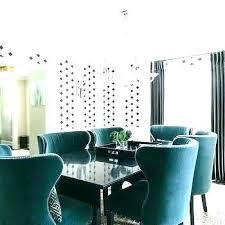 modern wingback dining chair dining chair charlie modern dining chair modern dining chair pea blue velvet