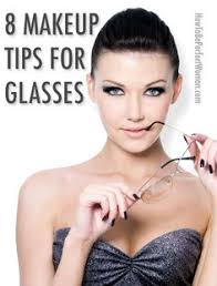 be pretty and fashionable when you wear your gles here are my 8 makeup tips