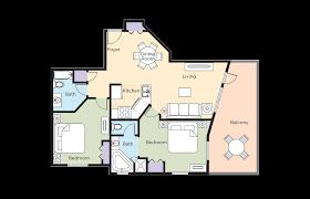 San Antonio Hotel Suites 2 Bedroom Club Wyndham Wyndham La Cascada