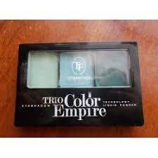 Отзыв о <b>Тени для век TF</b> Trio Color Empire   Не лучшее качество