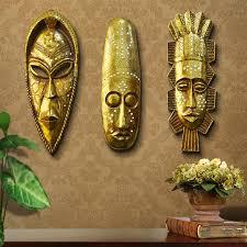 Decorative Masks Wall Art