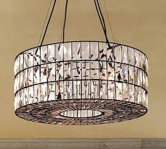 round crystal chandelier small home depot