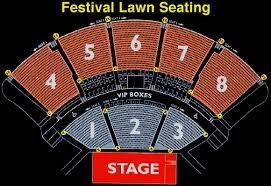 12 New Coral Sky Amphitheater Seating Chart Proper Coral Sky