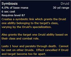 Feral Druid Symbiosis Guide Mogushan Vaults File Under