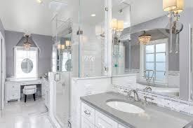 bathroom remodel gray. Broadmoor Master Bathroom Remodel Traditional-bathroom Bathroom Remodel Gray E