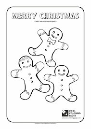 Small Picture Download Coloring Pages Christmas Gingerbread Man Coloring Pages