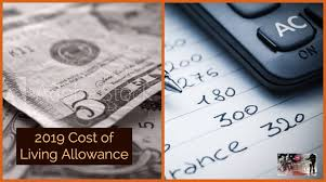 Virginia Chart Of Allowances 2017 2019 Cost Of Living Allowance Va Disability Claims Hadit Com