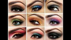 good eye makeup for dark brown eyes